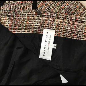 Trina Turk Skirts - Trina Turk Tweed Suit